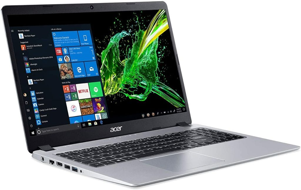 acer aspire 5 best laptops under $500